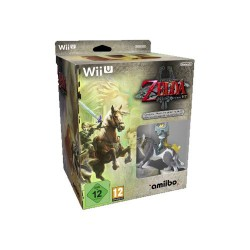 Wii U ,,The Legend of Zelda: Twilight Princess HD,, (Limited Edition)
