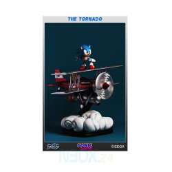 First 4 Figures ,,Sonic the Hedgehog: Sonic - The Tornado - Regular Diorama,,