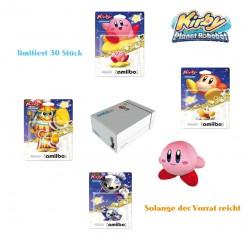 Kirby Box ,,4 Amiibos + Plüschkirby,,