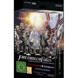 3 DS ,,Fire Emblem Fates,, (Special Edition)