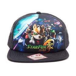 Caps ,,Starfox Zero Snapback,, Trucker Cap