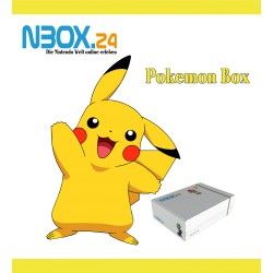Pokemon Box ,,2 Varianten,,