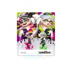 Splatoon ,,Marie  & Callie,, 2er Pack
