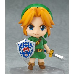 The Legend of Zelda Majora\'s Mask 3D ,,Nendoroid Actionfigur Link Majora\'s Mask 3D Ver.,, (10 cm)