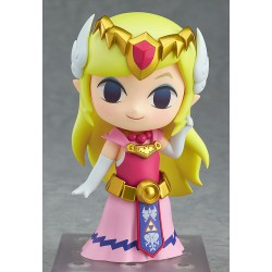 The Legend of Zelda The Wind Waker HD ,,Nendoroid Actionfigur Zelda The Wind Waker Ver.,, (10 cm)