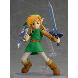The Legend of Zelda A Link Between Worlds ,,Figma Actionfigur Link,, (11cm)