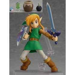 The Legend of Zelda A Link Between Worlds ,,Figma Actionfigur Link,, (11cm) DX Edition