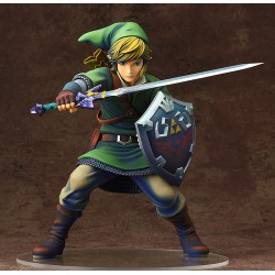 The Legend of Zelda Skyward Sword ,,Nendoroid Actionfigur PVC Statue 1/7 Link,, (20cm)