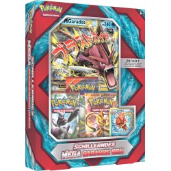 Pokemon Schillerndes ,,Mega-Garados-Box deutsch,