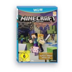 Wii U ,,Minecraft Wii U Edition,, inkl. Super Mario Mash-up