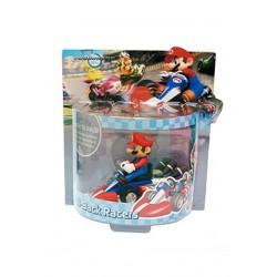 Mario Kart Wii ,,Mini Kart mit Rückziehfunktion Mario,, (12 cm) Pull & Speed