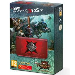 Handheld ,,New 3DS XL Monster Hunter Generations,, (ohne Netzteil) Software installiert