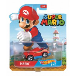 Hot Wheels ,,Mario,, Super Mario (USA Import)