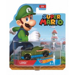 Hot Wheels ,,Luigi,, Super Mario (USA Import)