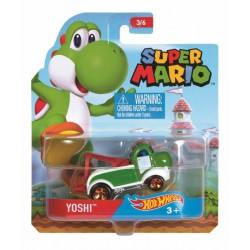 Hot Wheels ,,Yoshi,, Super Mario (USA Import)