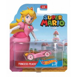 Hot Wheels ,,Peach,, Super Mario (USA Import)