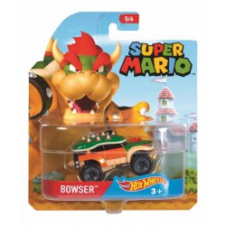 Hot Wheels ,,Bowser,, Super Mario (USA Import)