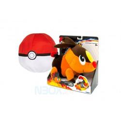 Pokemon ,,2-in-1 Plüschfigur Floink,, (30 cm)