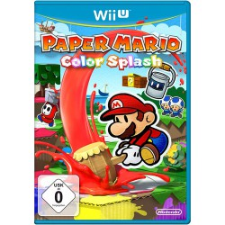 Wii U ,,Paper Mario Color Splash,,