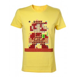 T-Shirt ,,Super Mario Maker,,