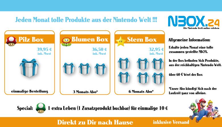 NBOX24 Loot-Box
