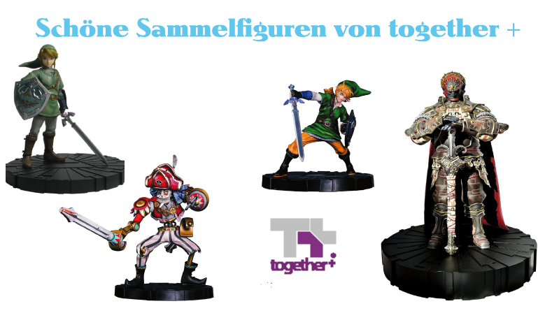 together + Sammelfiguren