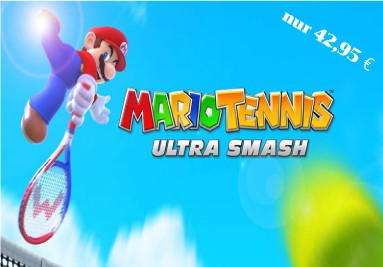 Angebot: Mario Tennis Ultra Smash